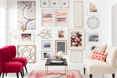 How To Create A Gallery Wall Awesome Design