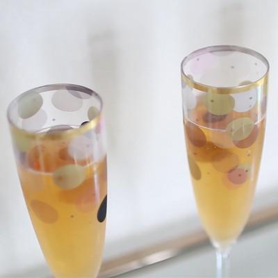 Spritz Champagne Flutes