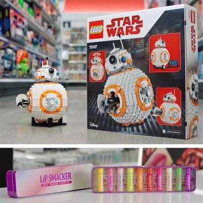 LEGO® Star Wars The Last Jedi BB-8, Lip Smacker Collection