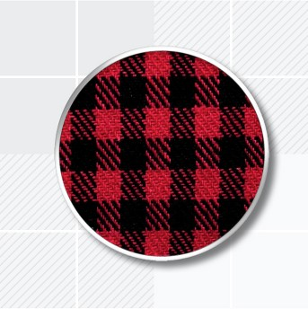 PopSockets Cell Phone Grip & Stand - Red Plaid