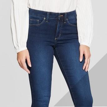Women's High-Rise Skinny Jeans - Universal Thread™ Dark Wash