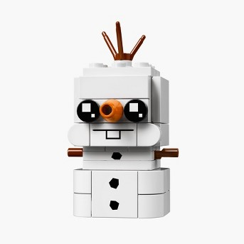LEGO BrickHeadz Frozen Anna & Olaf 41618