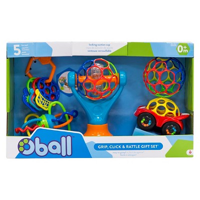 Oball Rattle Roll & Spin Gift Set