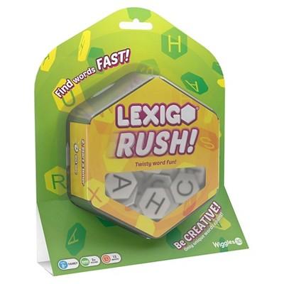 Lexigo Rush! Word Game