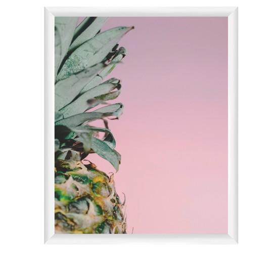 Half Pineapple 18X22 Wall Art