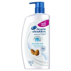 Head & Shoulders® Dry Scalp Care 2-in-1 Dandruff Shampoo + Conditioner with Almond Oil