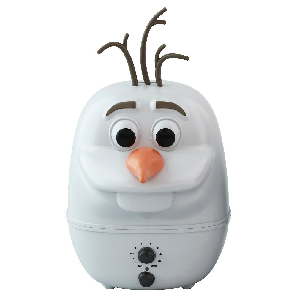 Disney Frozen Olaf Ultrasonic Cool Mist Humidifier, White
