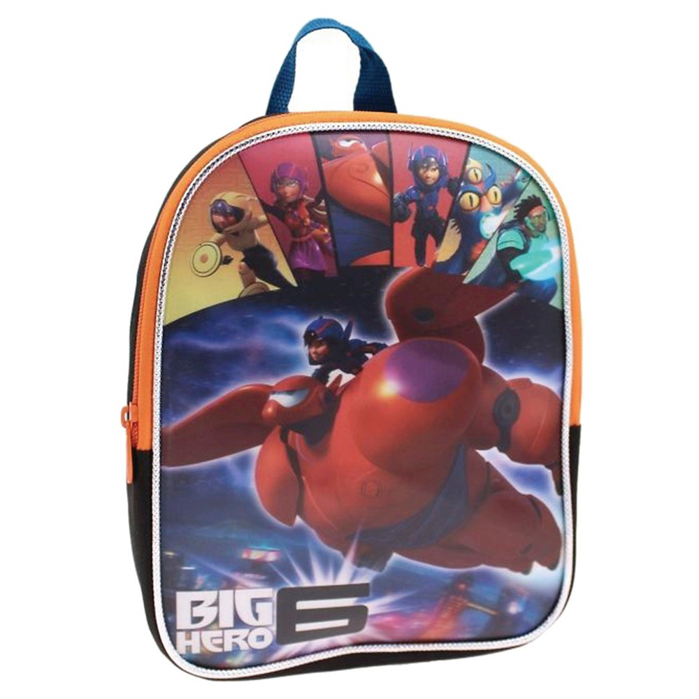 Toddler Boys' Big Hero 6 Backpack - Blue - Disney