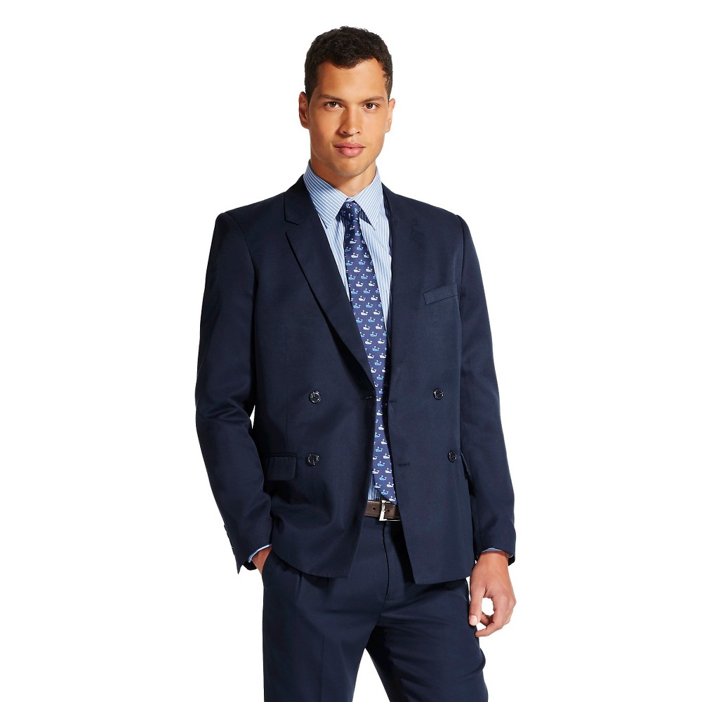 Men's Double Breasted Suit Jacket Navy XL – WD-NY Black, Variation Parent
