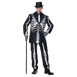 Men's Bone Daddy Costume