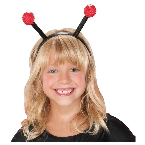 Ladybug Headband Costume Accessory - One Size Fits Most - image 1 of 1