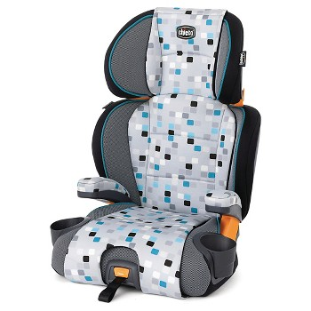 KidFit Zip 2-in-1 Belt Car Seat