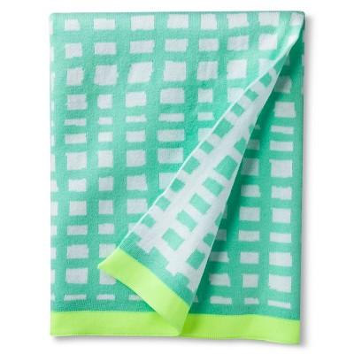 Oh Joy!® Knit Baby Blanket - Grid