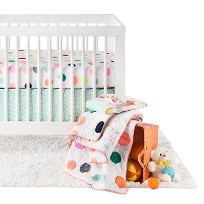 Oh Joy!® 4pc Crib Bedding Set - Dots