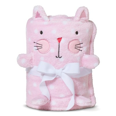 Circo™ Character Blanket - Kitty