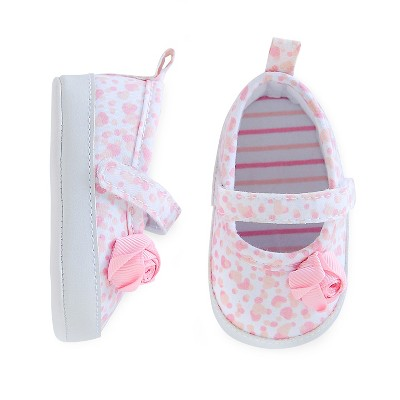 Just One You™ Made by Carter's® Baby Girls' Mary Jane Skimmer - Pink/White Size 2