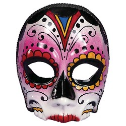 Women's Day Of the Dead Costume - One Size Fits Most