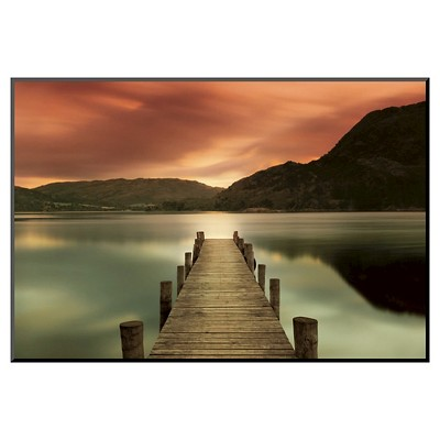 Art.com Ullswater, Glenridding, Cumbria by Mel Allen - Mounted Print