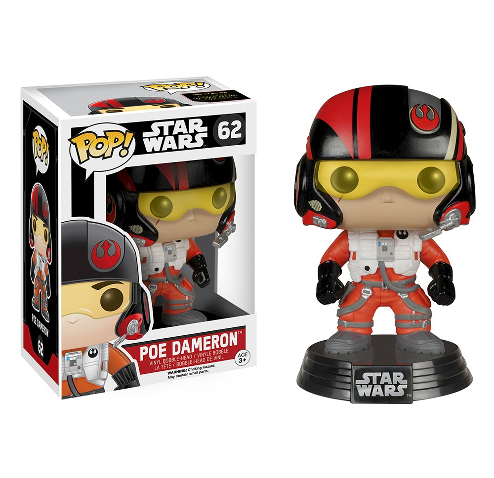 Funko Star Wars Pop! Poe Dameron