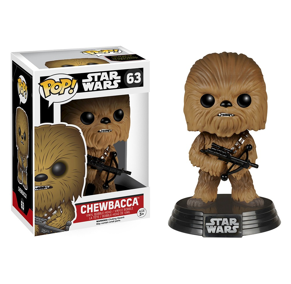 Funko Star Wars Pop! Chewbacca