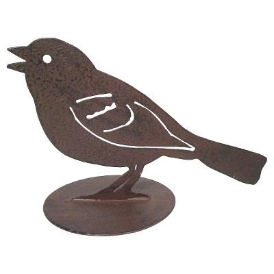 Standing Metal Bird - Threshold™