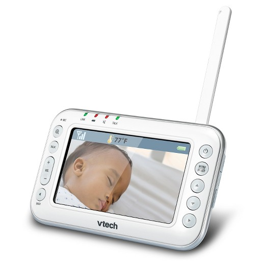 vtech owl digital video baby monitor with pan tilt camera and night vision vm344 target. Black Bedroom Furniture Sets. Home Design Ideas