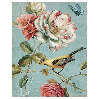 Art.com Spring Romance I by Lisa Audit - Art Print