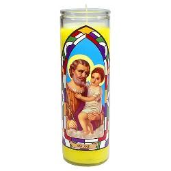 Jar Candle San Jose Yellow - Continental Candle®