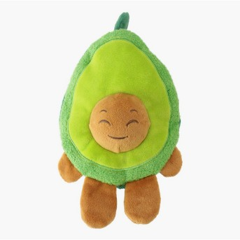 Avocado Pet Toy - Medium - Green - Boots & Barkley™