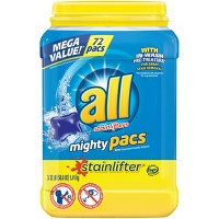 All Original Laundry Detergent Pacs + $5 Gift Card