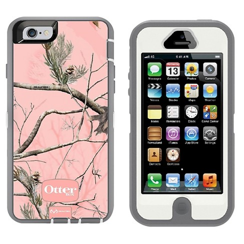 OtterBox® iPhone 5/5S/SE Case Defender Series - Pink - image 1 of 1