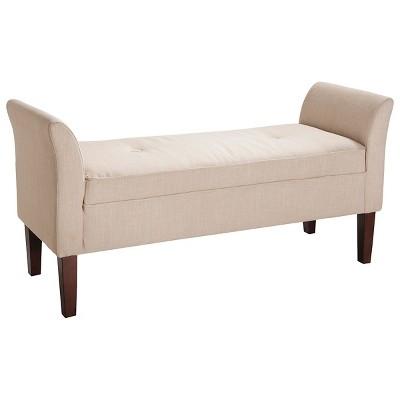 Settee Bench Linen - Threshold™