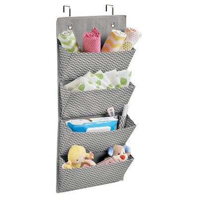 InterDesign® Chevron 4-Pocket Organizer