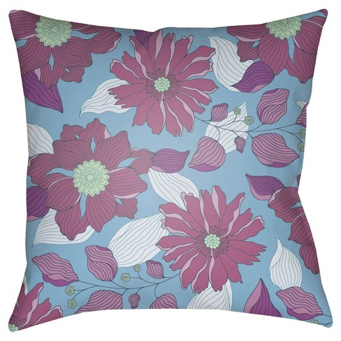 Lavender Throw Pillow Surya - image 1 of 2