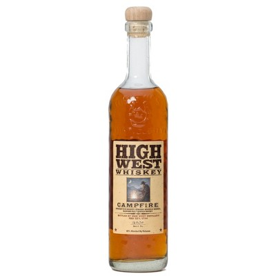 High West Campfire Whiskey - 750ml Bottle
