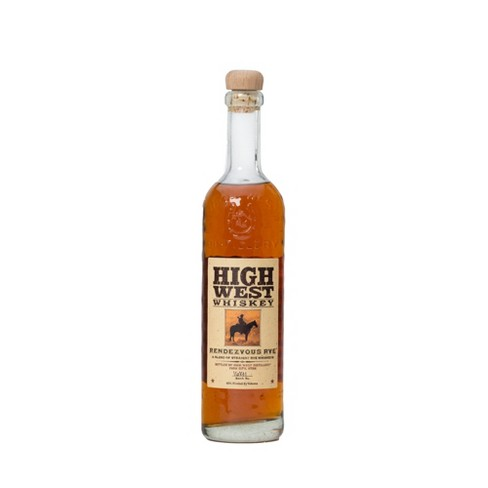 High West 750ML Rendezvous Rye Whisky - image 1 of 1