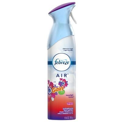Febreze Air Freshener with Gain Moonlight Breeze Scent - 1ct 250 g