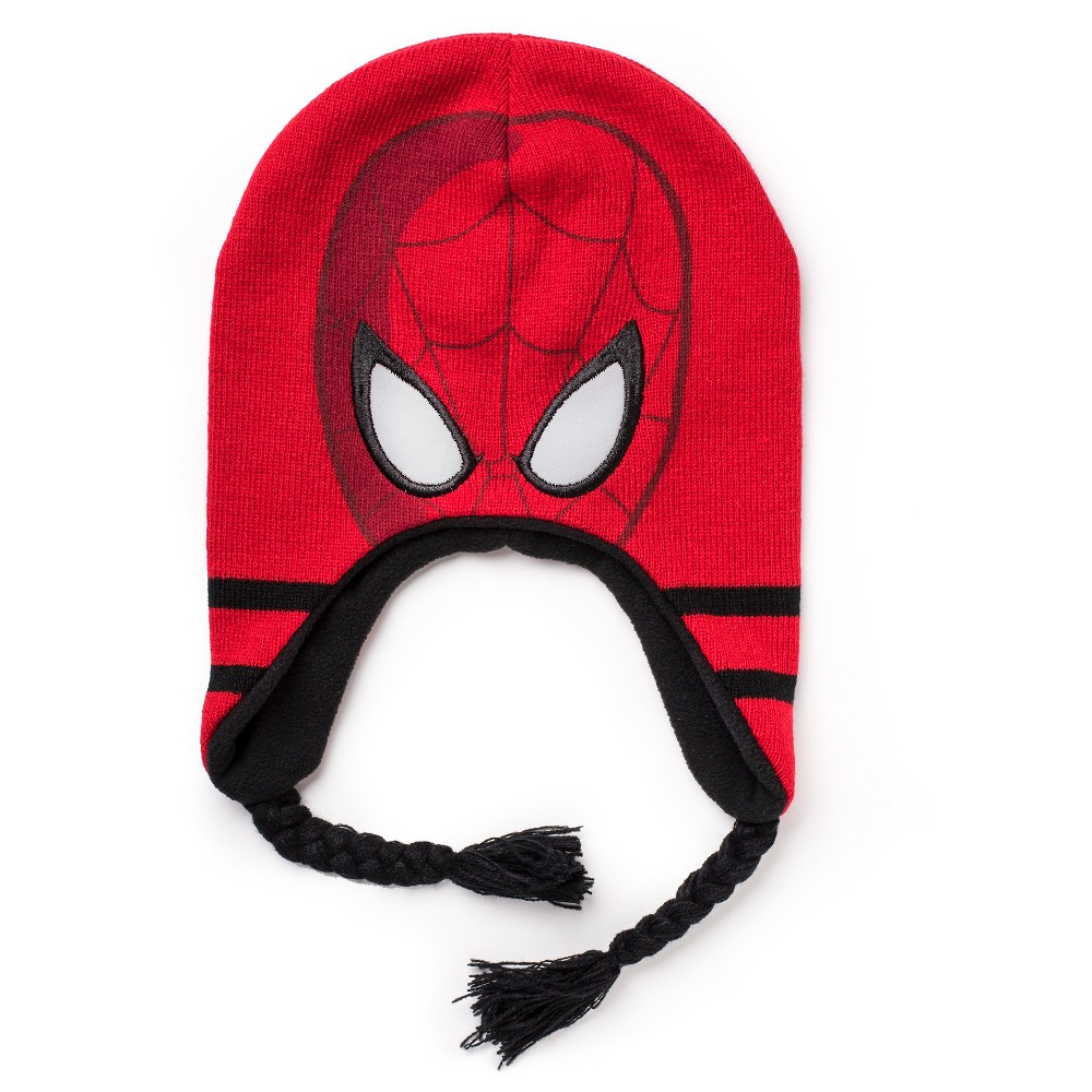 Spider-Man Kids' Beanie Red 4-16