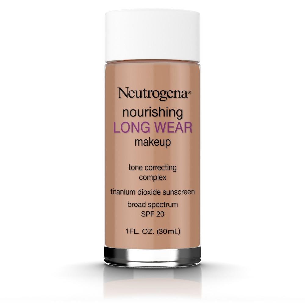 Neutrogena Nourishing Long Wear Liquid Makeup- 135 Chestnut