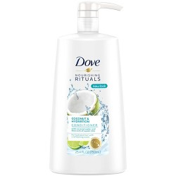 Dove Nutritive Solutions Coconut and Hydration Conditioner - 25.4 fl oz
