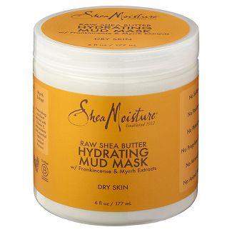 SheaMoisture Raw Shea Butter Hydrating Mud Mask - 6 oz