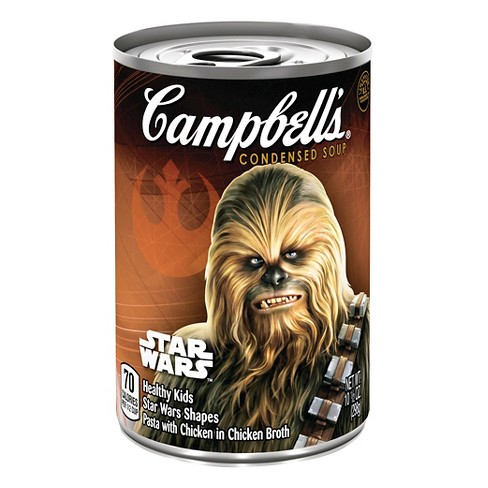 Campbell's® Healthy Kids Star Wars Awesome Shapes Soup 10.5 oz - image 1 of 7