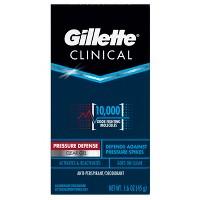 Gillette Clinical Pressure Defense Clear Gel Antiperspirant & Deodorant 1.6oz