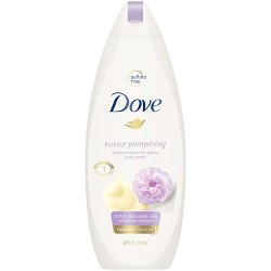 Dove Purely Pampering Sweet Cream and Peony Body Wash 22 oz