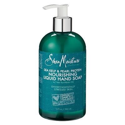 sea kelp u0026 pearl protein nourishing liquid hand soap 13 oz