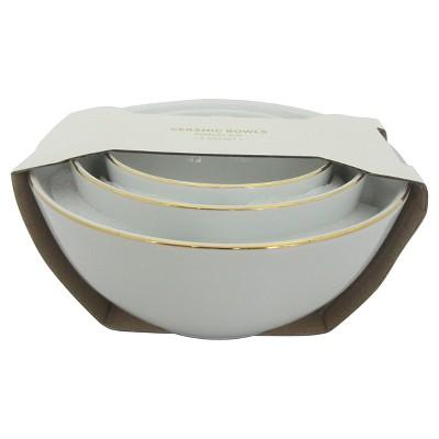 Threshold™ 1 set nested serving bowl