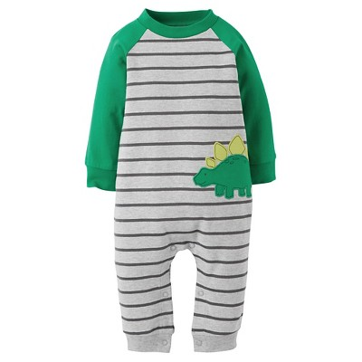 Just One You™ Made by Carter's® Baby Boys' Green Turtle Bodysuit - Green/Grey 12M