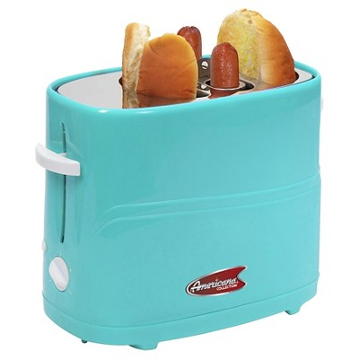 Elite Cuisine Hot Dog Toaster - Blue