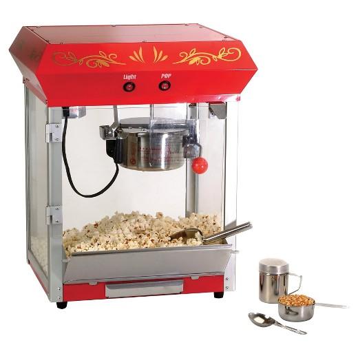 popcorn machine target store
