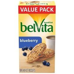 belVita Blueberry Breakfast Biscuits - 21.12oz/12ct